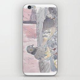 Portland Pigeons - Big Pink iPhone Skin