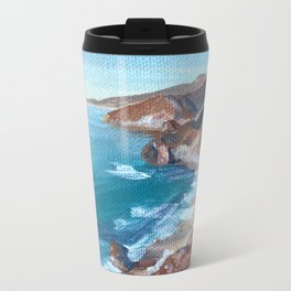 Big Sur No.1 Metal Travel Mug