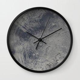 Water Texture #3 Wall Clock