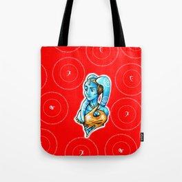 Twi'lek  Tote Bag