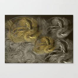 Infussion Canvas Print