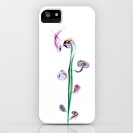 Whispering Rose iPhone Case