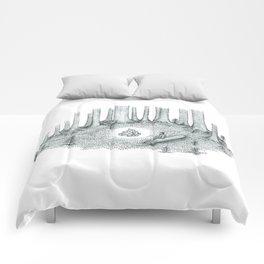 Woodlands Comforters