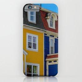 Jellybean Row iPhone Case