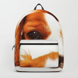 Cavalier King Charles Backpack