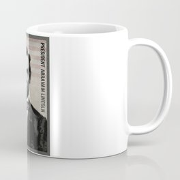 Abraham Lincoln Coffee Mug