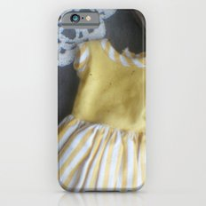 Yellow Dress TTV iPhone 6s Slim Case