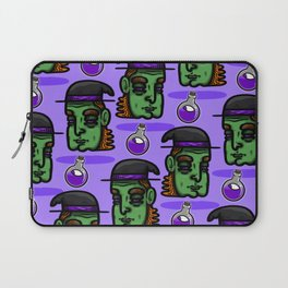 Witch Bby Pattern: Spooky-ooky Collection Laptop Sleeve