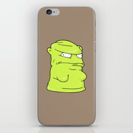 Melted Kuchi Kopi - Bob's Burgers iPhone Skin
