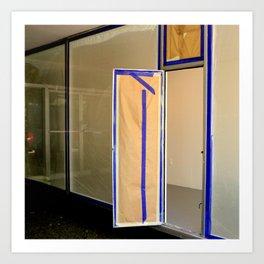 Display Windows For Dummies Art Print