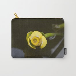 Everglades Flower Carry-All Pouch