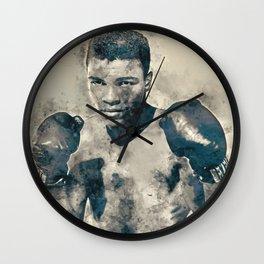 Ali, The Greatest Wall Clock