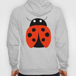 Ladybug Beetle Hoody