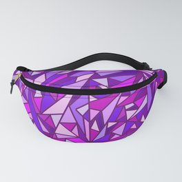 Stained Glass 3 Fanny Pack
