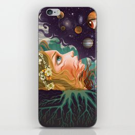 Another Dimension iPhone Skin