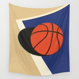 Oakland Basketball Team Wall Tapestry