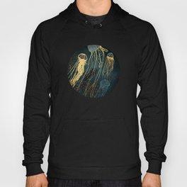 Metallic Jellyfish Hoody