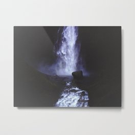 Majestic Waterfall Metal Print