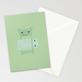 Eaten. Stationery Cards