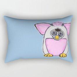 It's Watching You Rectangular Pillow