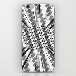 Witness the Weave iPhone Skin