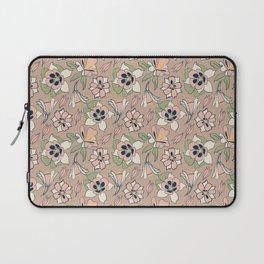 Beth's Garden Repeat Pattern Laptop Sleeve