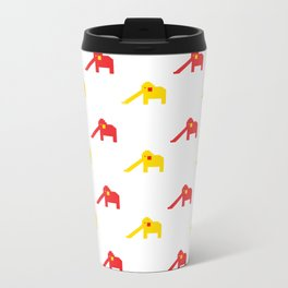 The Elephant Playground - Singapore Series Travel Mug