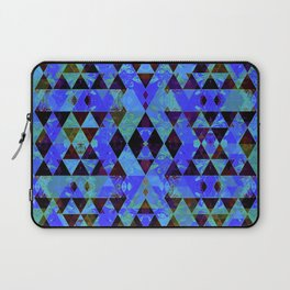 Pretty pattern blue Laptop Sleeve