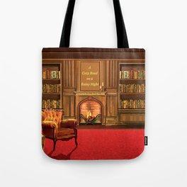 Book Fair Tote Bag