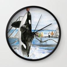 Marine Star Wall Clock