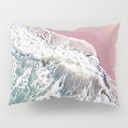 Blush Beach Pillow Sham