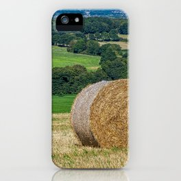 Bale. iPhone Case