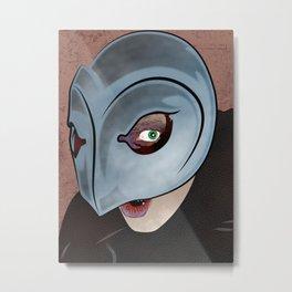 The Phantom V2 Metal Print