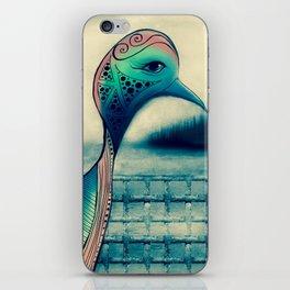 Sad Bird iPhone Skin
