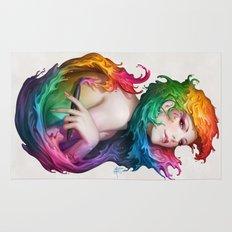 Angel of Colors Rug