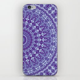 Ornate mandala iPhone Skin