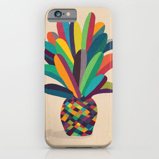 Flower Pot iPhone & iPod Case