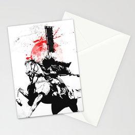 Samurai Japan Stationery Cards