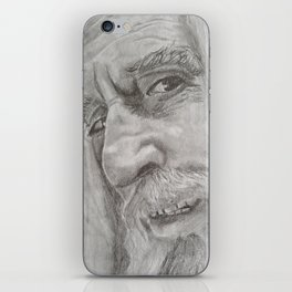 Saroumane iPhone Skin