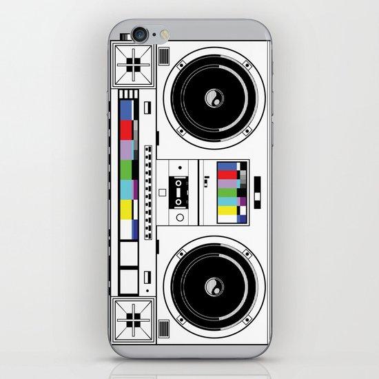 1 kHz #7 iPhone & iPod Skin