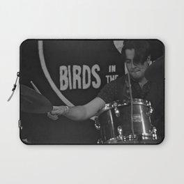 Birds in the Boneyard, Print 19: Teo Rocks! Laptop Sleeve