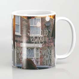 Shop on Columbia Road Coffee Mug