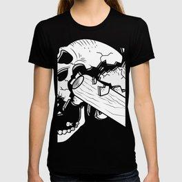 Cracking Skulls T-shirt