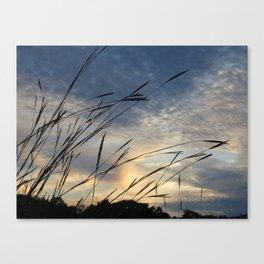Twilight Blue Canvas Print