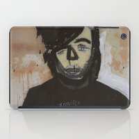goth iPad Cases featuring Goth by Rick Onorato