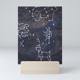 Constellations Mini Art Print
