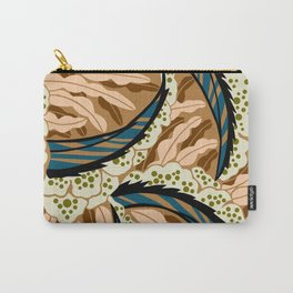 BALINESIA: BIG SKY RANCH, Art Deco Tropical Carry-All Pouch