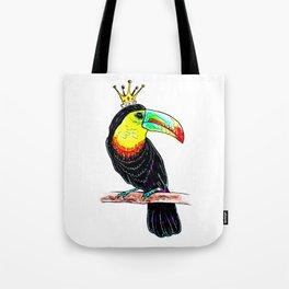 King Tucano Tote Bag