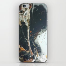 Caramel Latte iPhone Skin