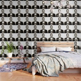 Johnny Cash Mugshot Wallpaper